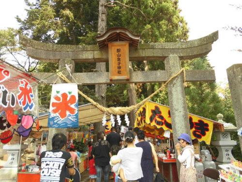 生子神社泣き相撲2