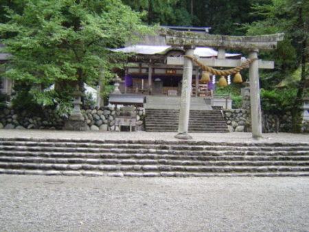 白川郷どぶろく祭り白川八幡神社