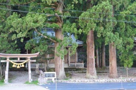 白川郷どぶろく祭り鳩谷八幡神社