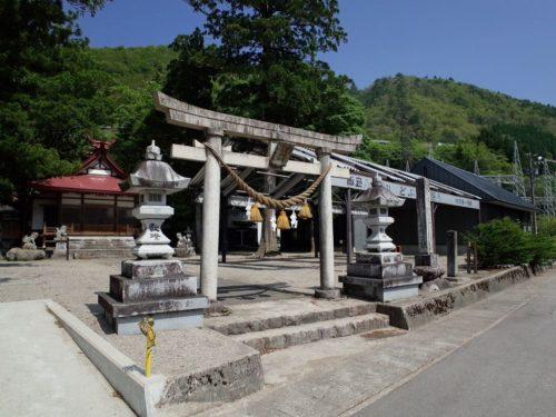 どぶろく祭り飯島八幡神社
