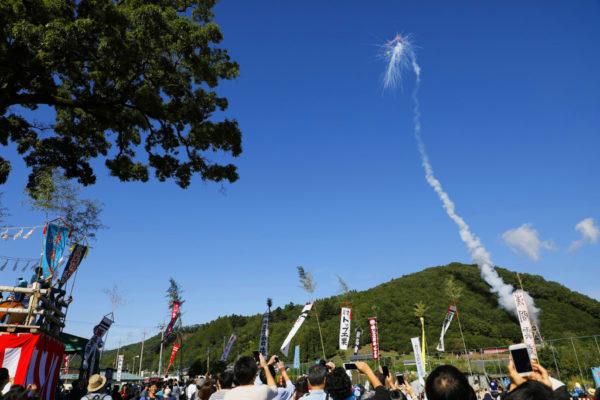 龍勢祭り1