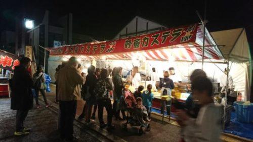 上野天神祭屋台1