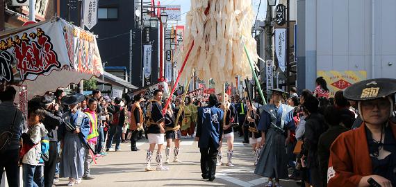 上野天神祭神幸祭2