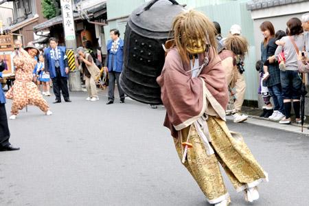 上野天神祭ひょろつき鬼