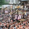 2019年 三社祭・日程や開催時間は?宮出しの神輿朱引き(ルート)、屋台や交通規制についても紹介します