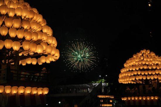 熱田祭り花火