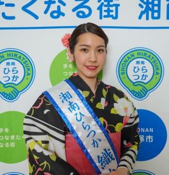 平塚七夕祭り織姫2