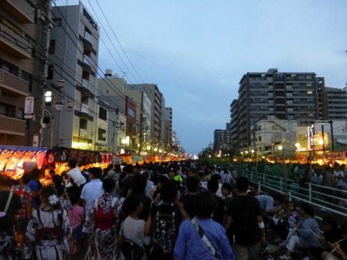 平塚七夕祭り屋台1