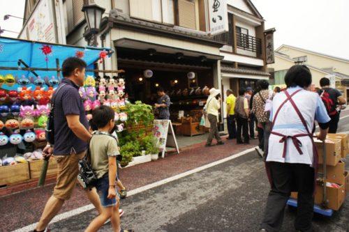 成田祇園祭露店1