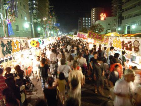 平塚七夕祭り屋台2