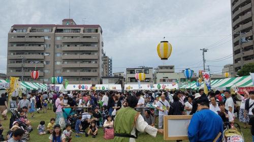 平塚七夕祭り広場
