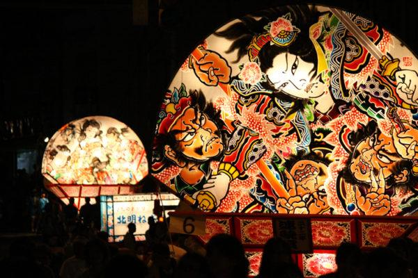 弘前ねぷた祭り1