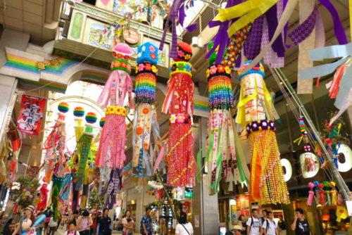 仙台七夕祭り2