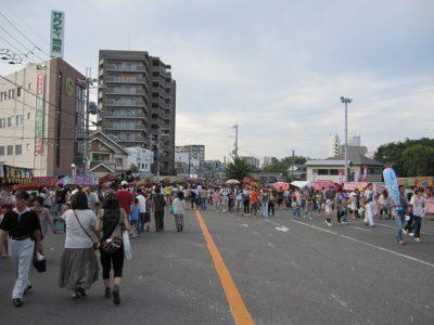岸和田だんじり祭り屋台の数