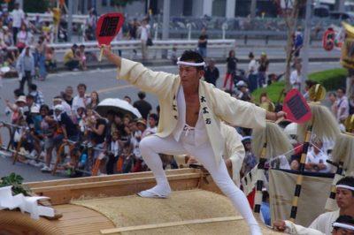 岸和田だんじり祭り大工方