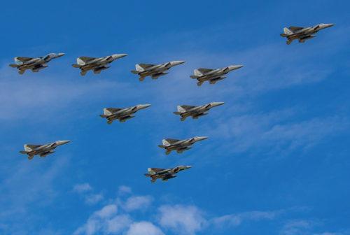 小松基地航空祭F-15J