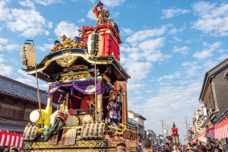 川越祭り1