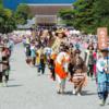 2019年 時代祭・京都の日程や開催時間は?行列のルートや順番についても紹介します