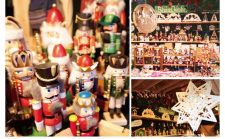 ドイツクリスマスマーケット大阪ヒュッテ2