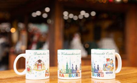 ドイツクリスマスマーケット大阪マグカップ