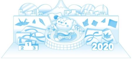 旭川冬まつり2020雪像予定図