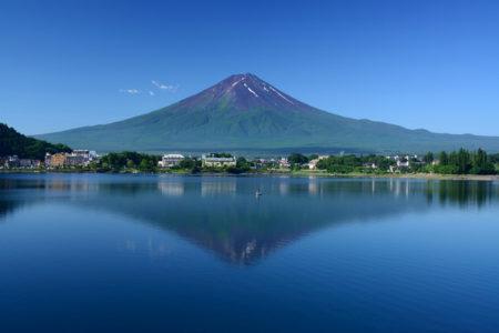富士山 山梨県