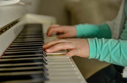 ピアノ子供