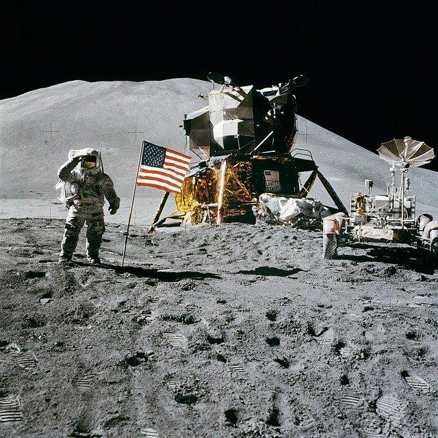 月面着陸アポロ15号