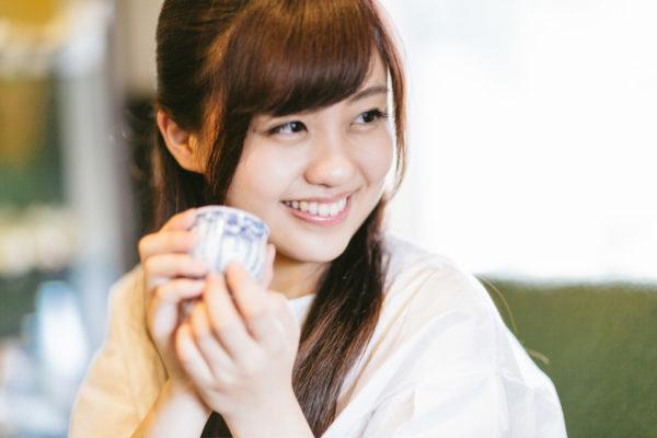 日本酒女性