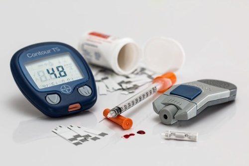 糖尿病の器具