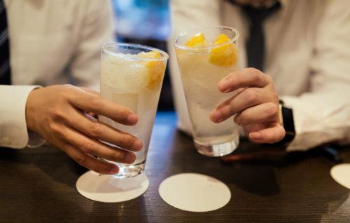 飲み会乾杯2