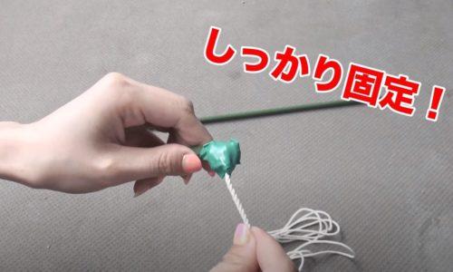 巨大シャボン玉の作り方1