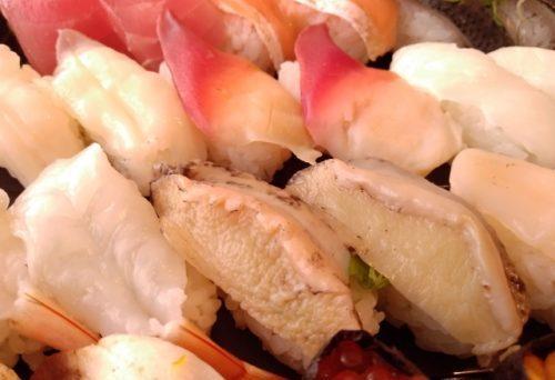 お寿司の貝類