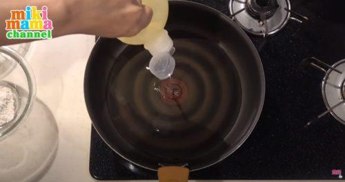 天ぷらの作り方2