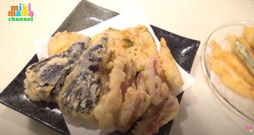 天ぷらの作り方4