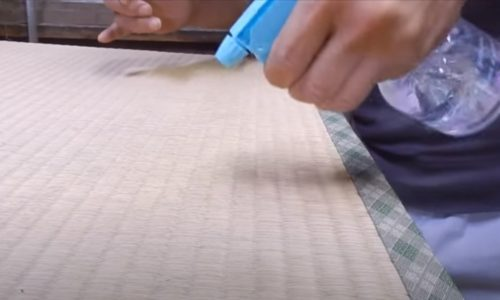 畳のカビの取り方2
