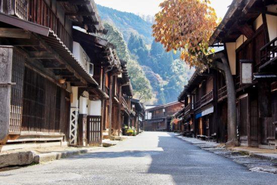 江戸時代の城下町