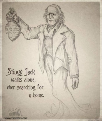 ハロウィンのジャック