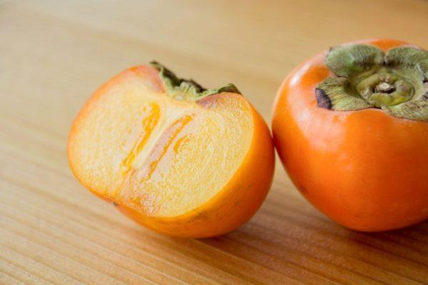 柿の輪切り