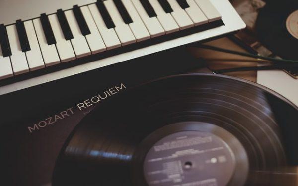 モーツァルトのレコード