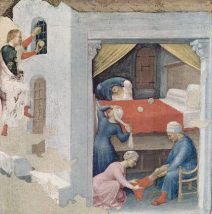 聖ニコラウスの伝説