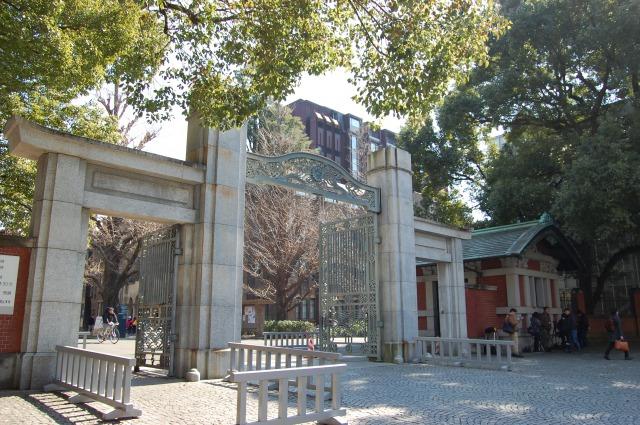 東京大学の正門