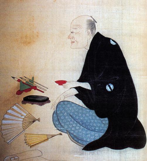 蜀山人・太田南畝